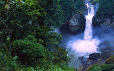 El agua subterránea en el Ecuador